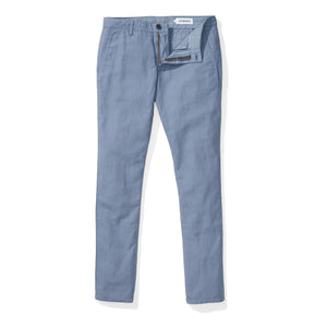 Japanese Linen Canvas Chino - Flag Blue
