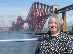 Valerie Thornton Hunter and the Iconic Forth Bridge
