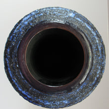 Load image into Gallery viewer, Vintage SWEDISH 1960s NITTSJO Pottery Vase by Thomas Hellstrom