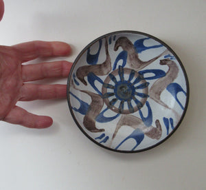 1970s Barbara Davidson Scottish Studio Pottery Bowl