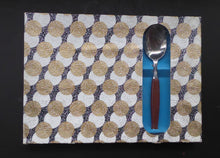 Load image into Gallery viewer, 1960s Glosswood Cutlery. Stainless Steel Set of Six Dessert Spoons