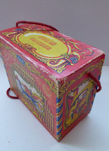 1950s ORGAN GRINDER Musical Toy