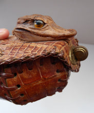 Load image into Gallery viewer, Miniature Alligator Handbag or Purse