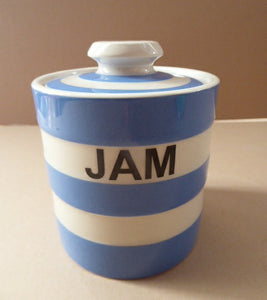 Cornishware TG Green Special Edition 2005 Jam Pot