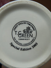 Load image into Gallery viewer, Cornishware TG Green Special Edition 2005 Jam Pot