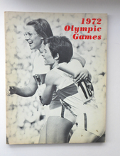 Load image into Gallery viewer, 1972 MUNICH OLYMPICS. Rare Book. 1972 Olympic Games: A Runner's World Magazine by World Publication. Very Rare