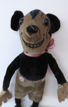 Load image into Gallery viewer, 1930s Deans Miniature Rag Doll MICKEY MOUSE