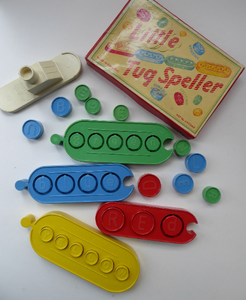 Little Tug Speller Toy