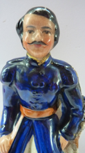 Load image into Gallery viewer, Prince Albert Pastille Burner. A GENUINE Antique 19th Century STAFFORDSHIRE FIGURINE