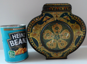 Victorian Barclay & Fry Biscuit Tin