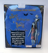 Load image into Gallery viewer, Tim Burton's Night Before Christmas . Jack and Sally Figures