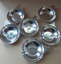 Load image into Gallery viewer, Vintage Scottish Silver Plate Tastevin