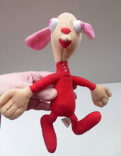 Load image into Gallery viewer, REN and STIMPY Plush Doll  Toy