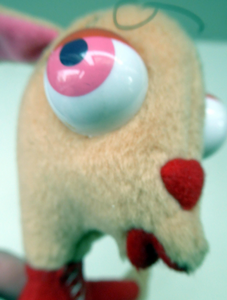 REN and STIMPY Plush Doll  Toy