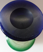 Load image into Gallery viewer, ART DECO WMF Ikora Flared Trumpet Shape Vase by Karl Wiedmann. Made in Germany, 1930s