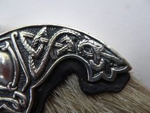 Load image into Gallery viewer, Antique Boy's Sporran: Celtic Dragon