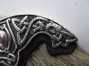Antique Boy's Sporran: Celtic Dragon