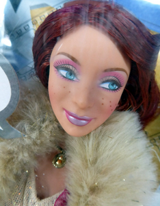 LINDSAY LOHAN Doll. Vintage My Scene Goes Hollywood Edition