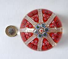 Load image into Gallery viewer, Vintage Scottish Strathearn Paperweight
