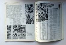 Load image into Gallery viewer, ATHLETICS Arena. Official Report on the Olympic Games. Munich 1972. VERY Rare Publication. Soft Covers