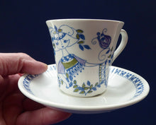 Load image into Gallery viewer, Nice Set of SIX Figgjo Flint: Turi Design / Lotte Cups and Saucers