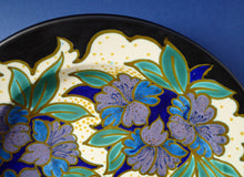 Load image into Gallery viewer, Large ART DECO Gouda Pottery Wall Plate or Charger. Rarer Hasler Pattern; c 1928