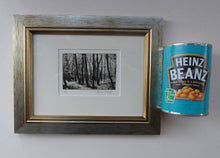Load image into Gallery viewer, Contemporary SCOTTISH ART. Norman McBeath. Original Photogravure print. Artist's proof. Trees. SIGNED in pencil