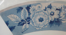 Load image into Gallery viewer, ORIGINAL GEORGIAN Watercolour.  RARE Early 19th Century Grisaille Floral Designs for Plate Border Decorations: D