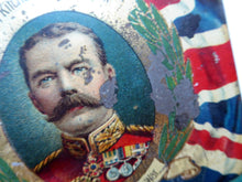 Load image into Gallery viewer, LORD KITCHENER, John French, Admiral Jellicoe etc. Rare Antique 1914 WWI Souvenir Tin for Leaf Tea