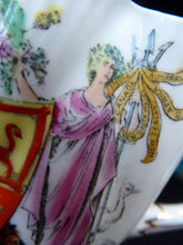 Load image into Gallery viewer, FOLEY China. Edward VII 1902 Porcelain Coronation Cup & Saucer