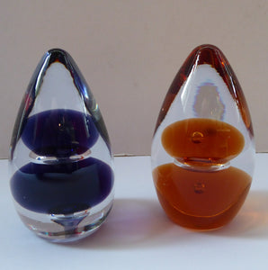 Pair of Wedgwood Paperweights by Stennett Wilson