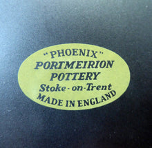 Load image into Gallery viewer, 1960s PORTMEIRION Phoenix Pattern Side Plate by John Cuffley. Rarer item in this range