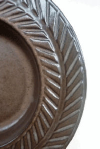 Swedish Art Pottery Bowl by Upsala Ekesy - probably designed by Mari Simmulson