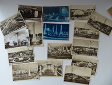 Load image into Gallery viewer, 1930s EMPIRE EXHIBITION GLASGOW Souvenir Envelope Set of 12 Postcards (with 4 extra tipped in)