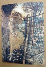 Load image into Gallery viewer, 1909: ARTHUR RACKHAM Illustrations. Very Rare Limited Edition, SIGNED Copy of Undine