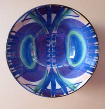 Load image into Gallery viewer, 1960s DANISH Ceramic Round Bowl. Royal Copenhagen TENERA Series