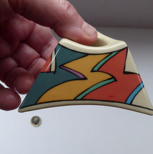 Load image into Gallery viewer, ROSENTHAL Flash One Pattern Studio Linie Candle Holder. Designed by Dorothy Hafner, 1980s