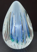 Load image into Gallery viewer, SCOTTISH Limited Edition of Only 250. Caithness Glass Paperweight:  ICE FLOWER by Allan Scott