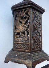 Load image into Gallery viewer, Antique Money Box or Savings Bank. Rare CAST IRON VICTORIAN Example by Chamberlain & Hill