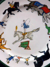 Load image into Gallery viewer, Very Cute & Rare 1930s HAMMERSLEY and Co. CIRCUS Side or Tea Plate
