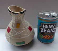 Load image into Gallery viewer, Rare BRENTLEIGH WARE 1950s Atomic Gourd Shaped Vase: LORCA Shape and Rarer Beige Colour
