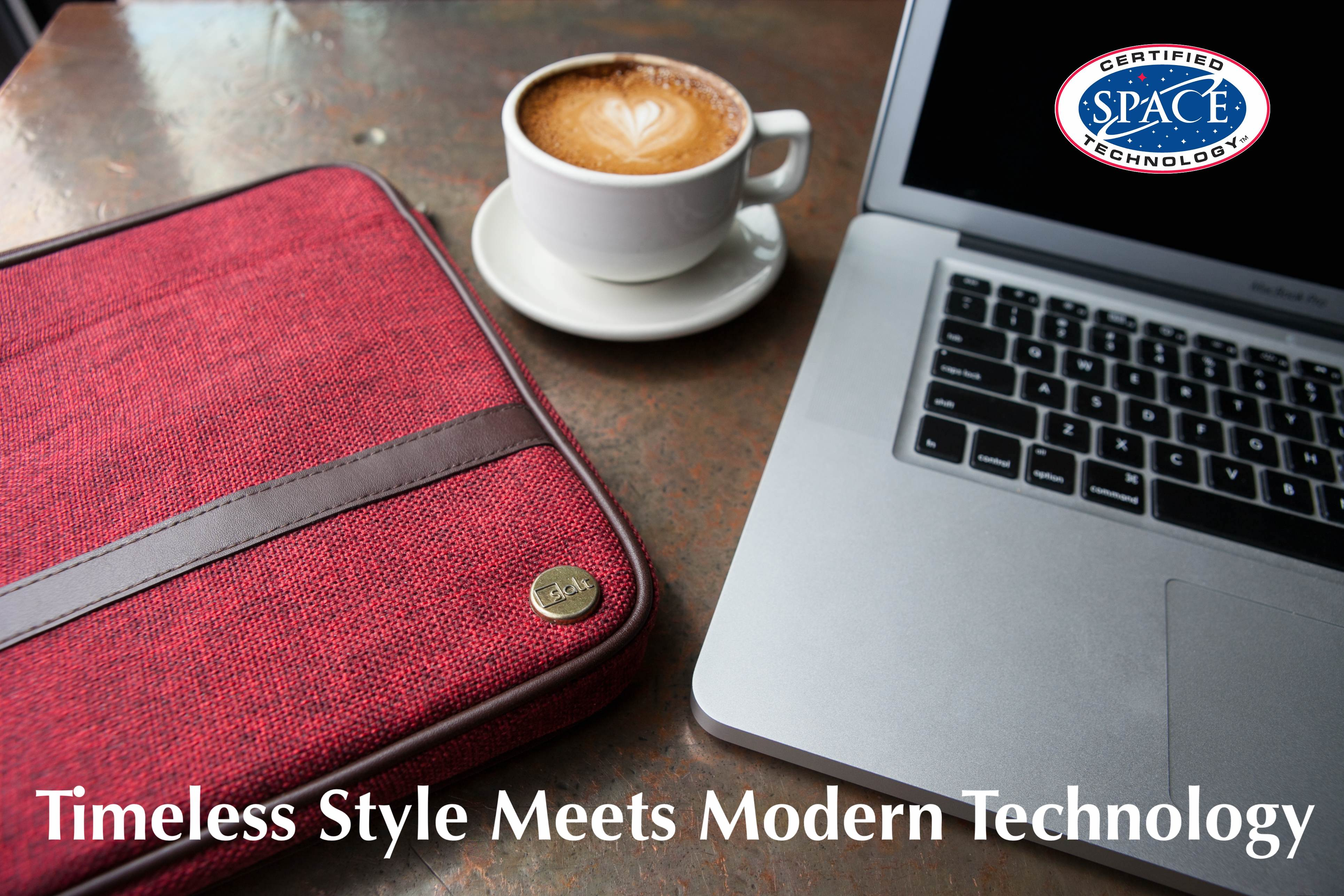 Timeless Style Meets Modern Technology