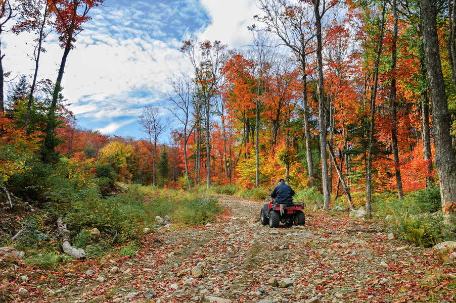 Fall Outdoor Recreation