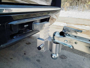 Adjustable Ball Mount Lock