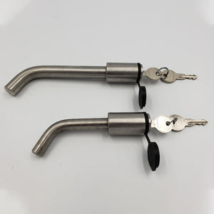 Stainless Steel Receiver Lock