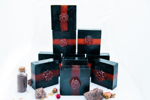 Dark Moon Dragon's Blood Soap
