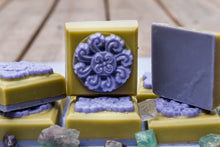 Load image into Gallery viewer, HAPPINESS: Purple Dead Nettle Soap