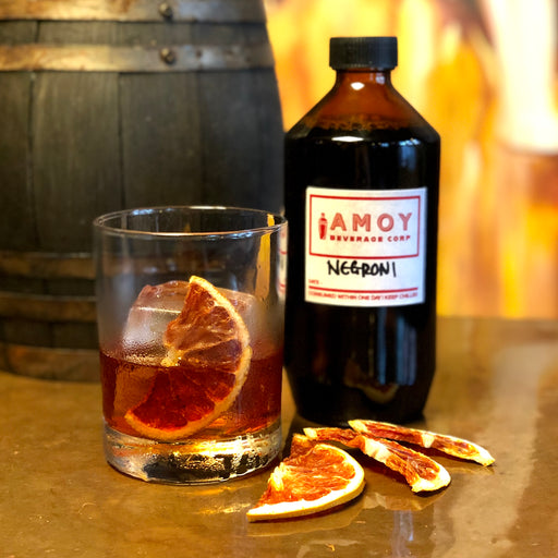 French Oak Aged Negroni (500ml)