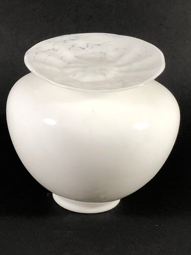 Personal Temple Venetia Urn - Angel White