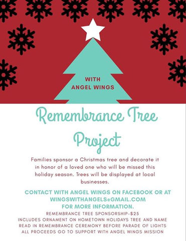 Remembrance Tree Project
